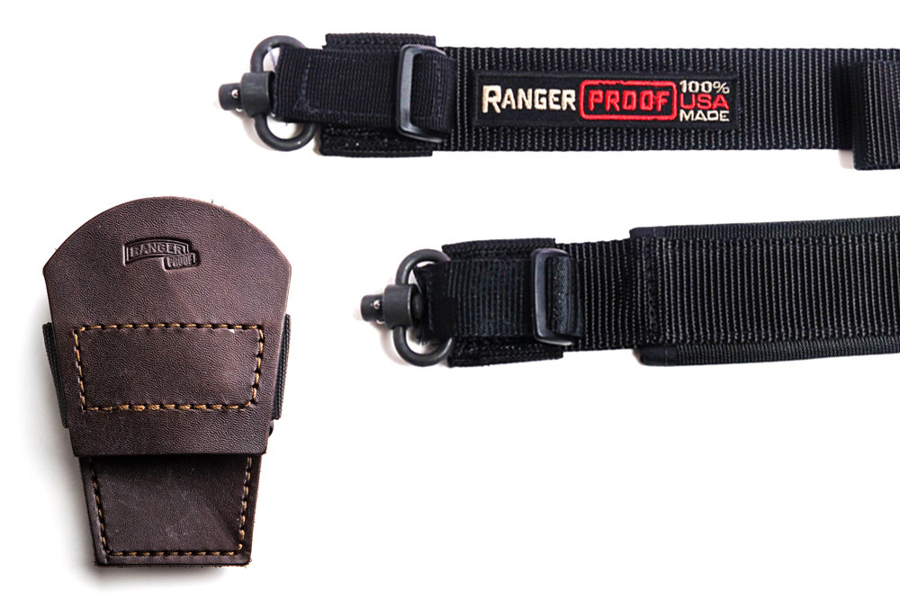 Ranger Proof Swag Shooting Gear