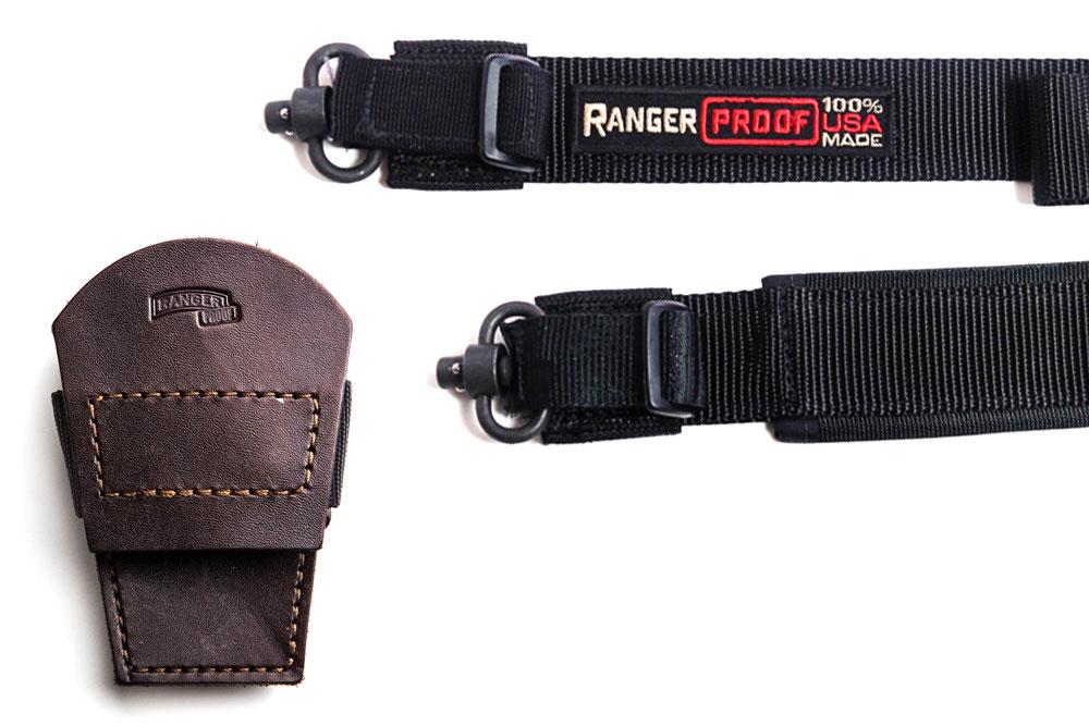 Ranger Proof Swag Shooting Gear