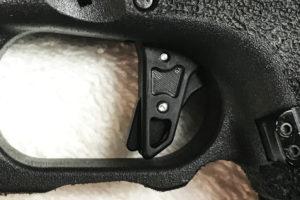 Ranger Proof Swag Long Ranger Glock Style Trigger Black